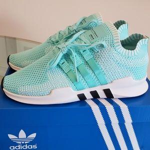 Adidas EQT Support Prime Knit Aqua Womens Sneakers